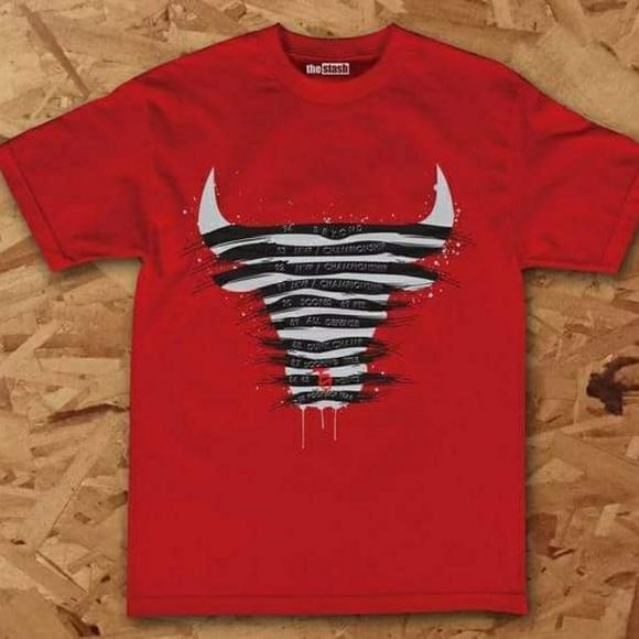 8ad89e3c330 custom Shirts | Jordan 10 Bulls Over Broadway Size Xl | Poshmark